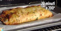 La ricetta della pizza formaggio dalle ricette sprint La prova del cuoco di oggi 24 marzo 2017