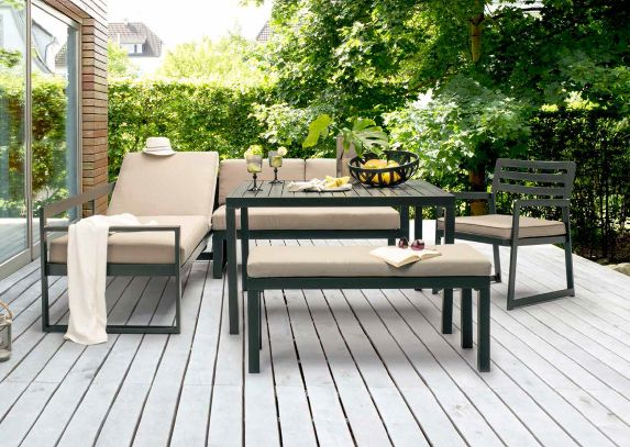 15 best Mobilier de jardin images on Pinterest Backyard - garten lounge mobel