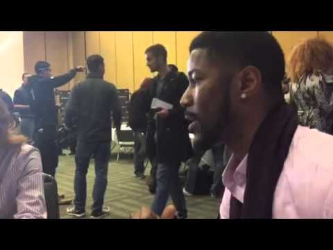 Liked on YouTube: Nate Burleson On Cam Newton's Celebrations #SB50