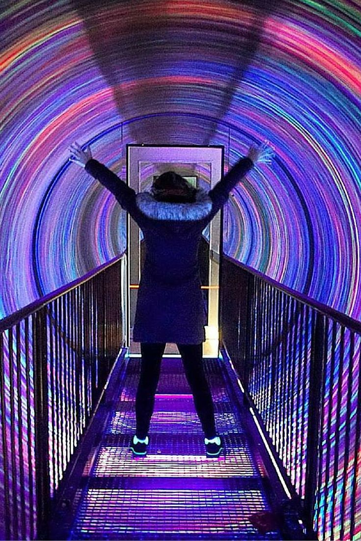 See the best of Edinburgh, Scotland in four days. This itinerary is perfect for first-time visitors to see all the popular attractions in the city, including this cool exhibit at Camera Obscura.