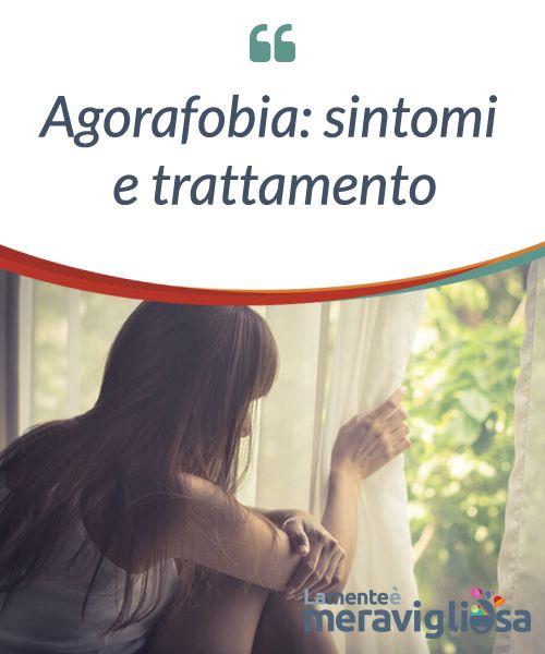 Agorafobia: sintomi e #trattamento L'agorafobia è un disturbo #psicologico fortemente #connesso con le crisi di angoscia. Anche se l'agorafobia può #presentarsi senza aver prima sofferto di disturbi di angoscia o di ansia, nella maggior parte dei casi #queste psicopatologie si presentano assieme.