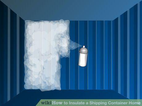 Oltre 1000 idee su casse di spedizione su pinterest casse legno d 39 epoca e casse di legno - Methods to insulate your shipping container home ...