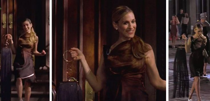 carrie bradshaw fringe purse - Google Search | Style ...