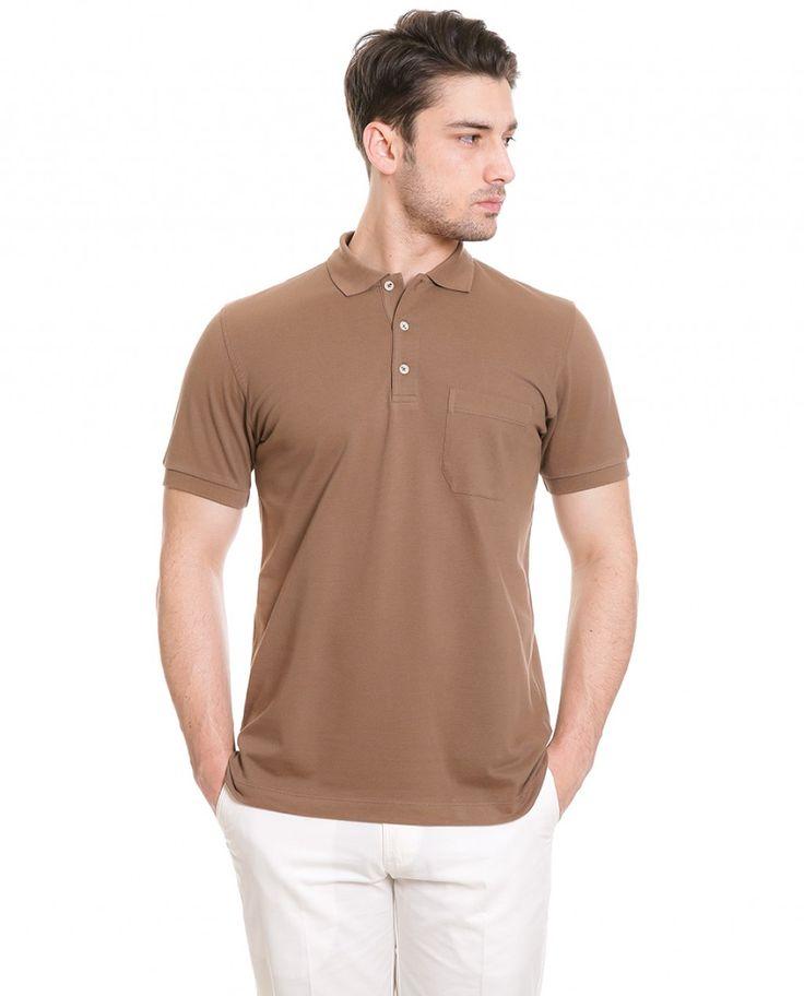 Karaca Erkek T-Shirt - Haki #safari #mensfashion #tshirt #karaca #ciftgeyikkaraca www.karaca.com.tr