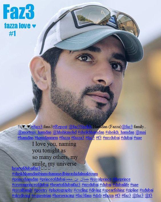 ♥(♥_♥)#fazz3 fans3#Repost @faz3Sheikh Hamdan (Fazza)@faz3 family
