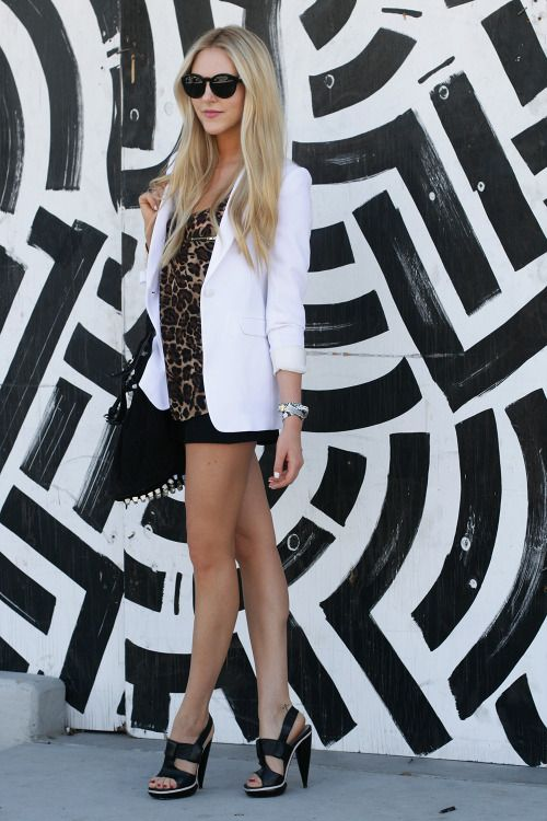 nice walk on the wild side fashion blog