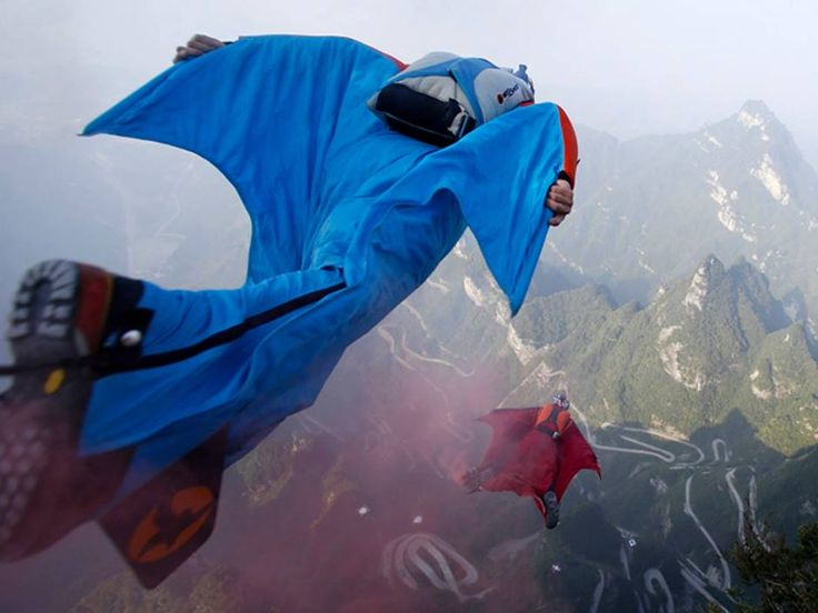 72 best fly boy images on pinterest air ride airplanes and military aircraft - Military wingsuit ...