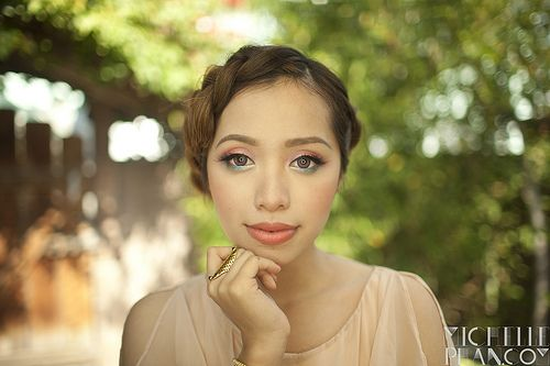 Spring!: Spring Makeup, Braids Updo, Hairs Tutorials, Spring Delight, Michelle Phan, Beauty Queen, Makeup Looks, Michellephan, Michele Phan Makeup Tutorials