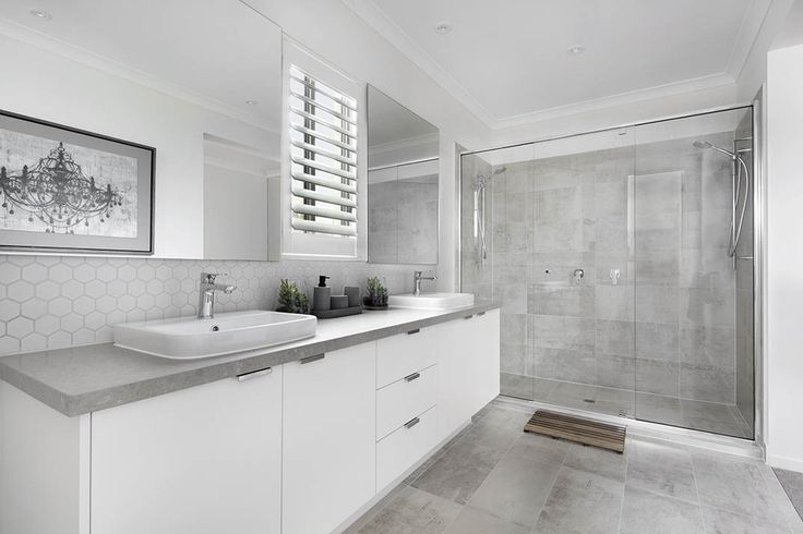 the barcelona 32 by boutique homes vic weeklyhometrends boutiquehomes newhome newbuild displayhome bathroominspo interiors design styling - Barcelona Home Trends And Designs