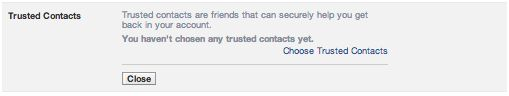 How to Use 'Trusted Contacts' to Recover a Hacked Facebook Account