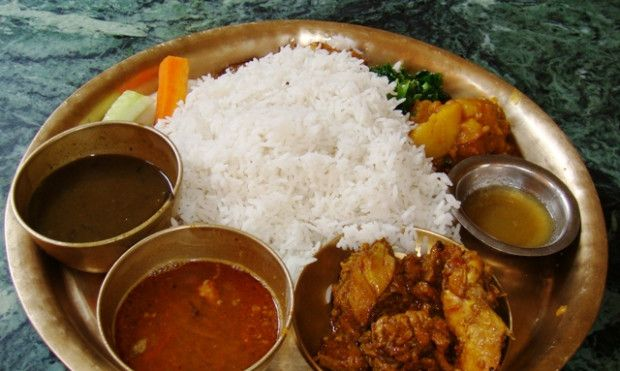 Discover the delicious Bhat Nepali food with host Krishna #Eatwithlocals #food #localfood #homemade #homecooked #Asia #Nepal #homerestaurant #homedinner