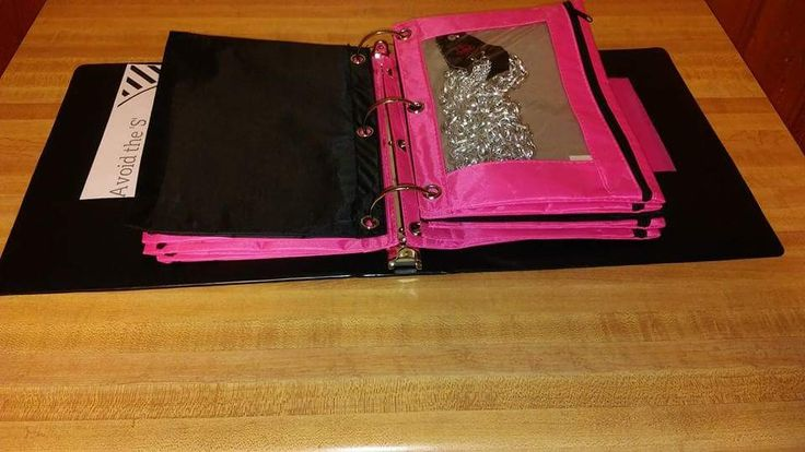 Awesome Binder Party Bling Bags Paparazzi