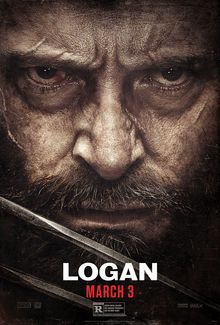 Logan (2017) R - In the near future, a weary Logan cares for an ailing Professor X, somewhere on the Mexican border. However, Logan's attempts to hide from the world, and his legacy, are upended when a young mutant arrives, pursued by dark forces. - Director: James Mangold - Writers: James Mangold (story by), Scott Frank (screenplay by) - Stars: Hugh Jackman, Patrick Stewart, Dafne Keen.  ACTION / DRAMA / SCI-FI