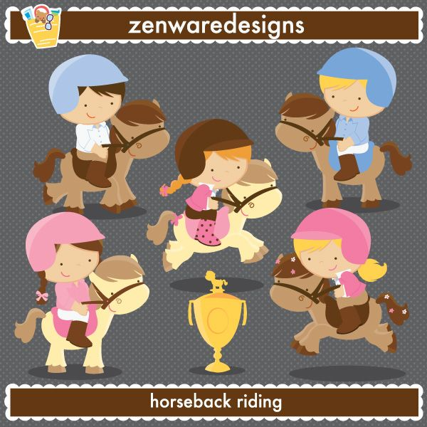 ZWD_Horseback_Riding_Cover