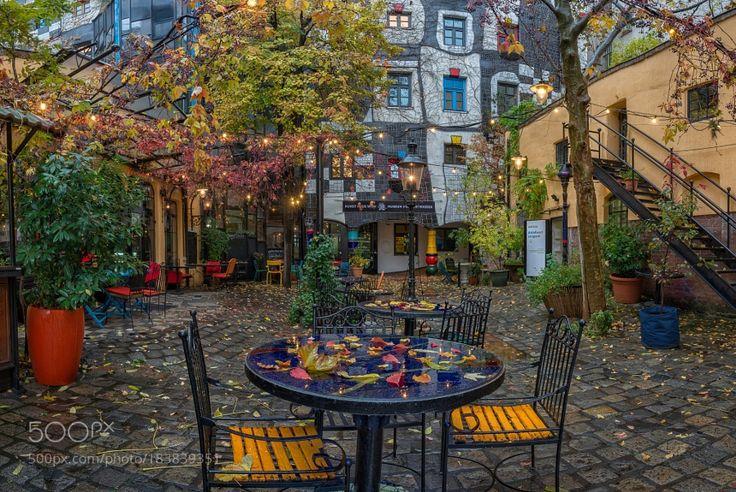 Popular on 500px : Autumn Vienna by Sledzz