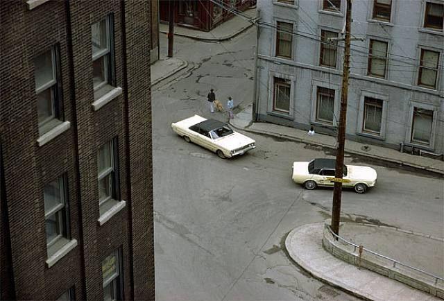 Fred Herzog ou la Street