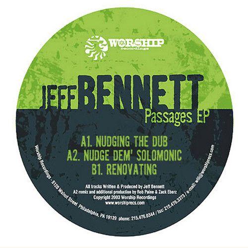 Jeff Bennett - Renovating - Worship (2003)