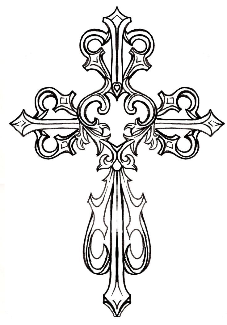 Best 25 cross clipart ideas on pinterest christmas gift for Coloring pages of cross