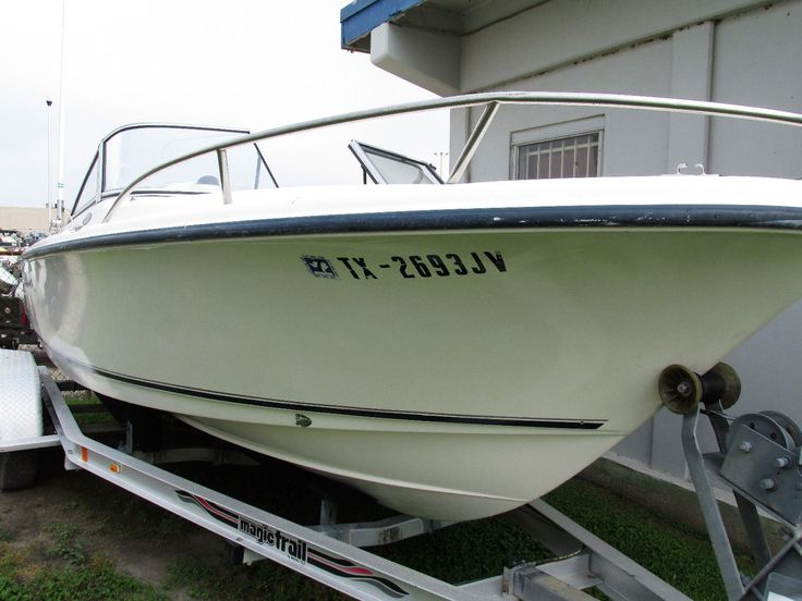 Dual Console Boat