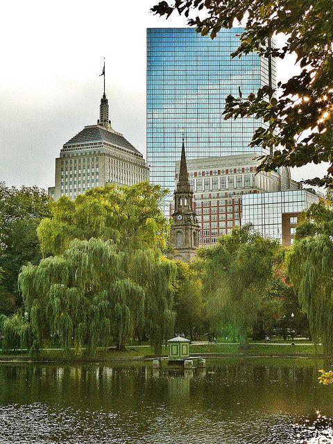 Boston Common #americabound #newenglandbound @Sheila S.P. S.P. Collette Farm