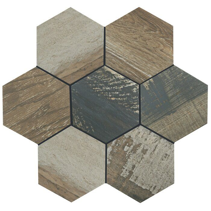 Garde 9 X 10 Porcelain Wood Look Wall Floor Tile Wood Look Tile Porcelain Flooring Wall Tiles