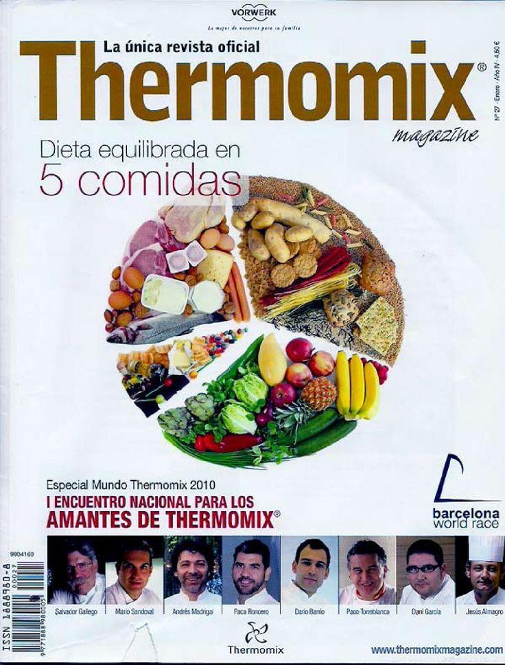 Revista nº27 Thermomix