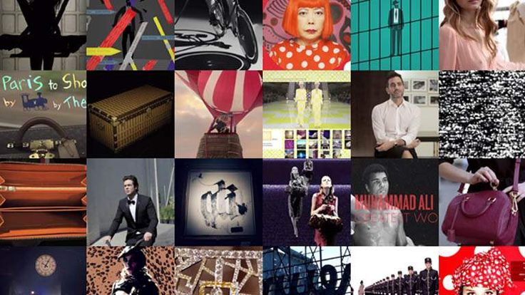 Another Year Has Gone By — In the Blink of an Eye, IMO :     BTW, discover the most inspiring digital works produced by Louis Vuitton in 2012. An odyssey through its videos, animations and digital applications...