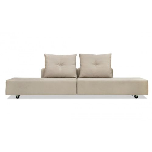 Modulares sofa set flex ii beige g nstig online kaufen fashion for home woonkamer - Bank beige ikea ...