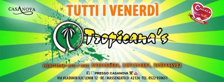 #tropicanasvillage #casanovaristodisco #venerdinotte #luglio #estate2015 #dimitrimazzoni #musicalstina #revivalmusic