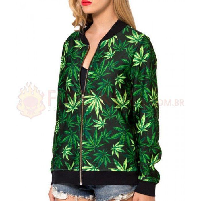 Casaco Leaf Jacket