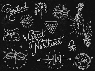 The Great Northwest by brent waterworth