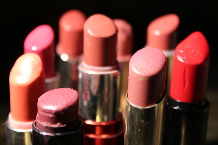 I wanna get lost in lipstick jungle…exquismoi.wordpress.com