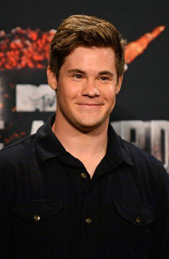 Adam DeVine Adam DeVine, shown at the 2014 MTV Movie Awards , graduated from Millard South in Omaha.