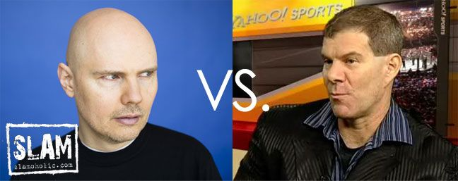 Billy Corgan and Dave Meltzer collide on Twitter over TNA cancellation rumors