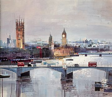 Winter in the Capital by Tom Butler