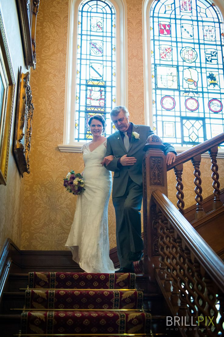 The Bride and Father of the Bride.  #Kilworth House Wedding Photographer   #Leicestershire Wedding