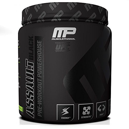 Muscle Pharm Black Label Assault Supplement, Strawberry Lime, 12.3 Ounce -- Check out this great article.