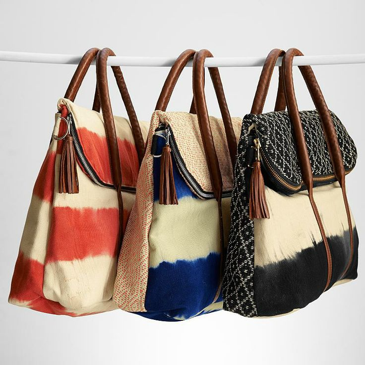 mercado global matea weekender bag from RedEnvelope.com
