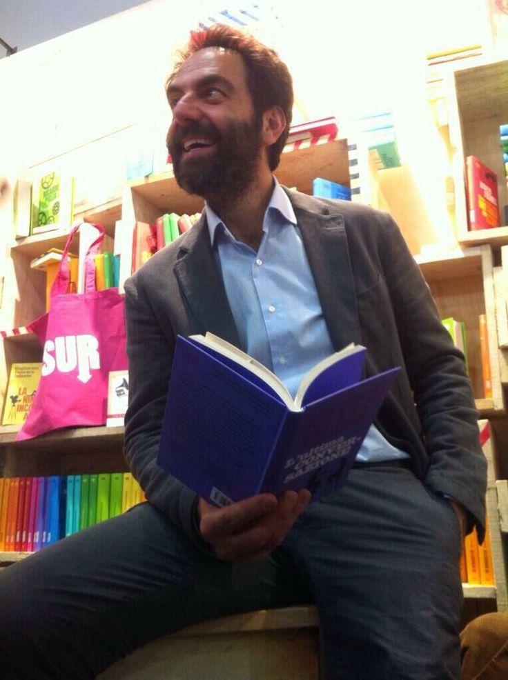 #birreeletture: Neri Marcorè legge «L'ultima conversazione» di Roberto Bolaño #prospettivedaSUR