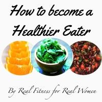 Find out how to become a healthier eater