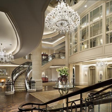 The St. Regis Atlanta. Starwood Hotels and Resorts. HBA Design