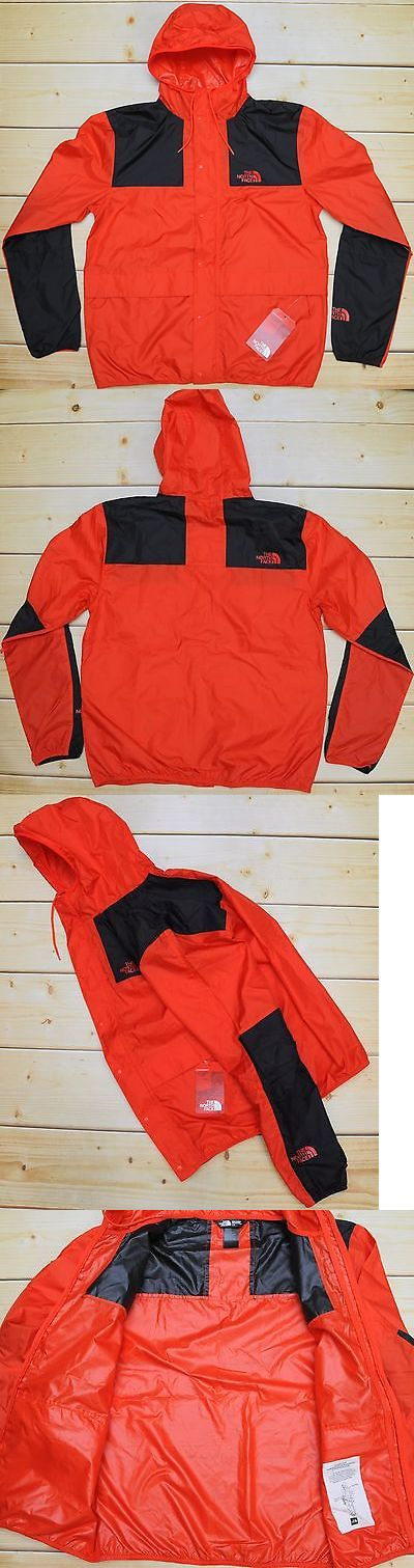 Coats and Jackets 181358: The North Face 1985 Seasonal Mountain - Lightweight Windproof Men S Jacket - L -> BUY IT NOW ONLY: $55 on eBay!