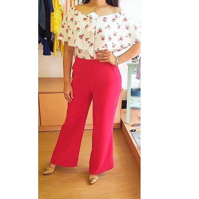 """41 Me gusta, 1 comentarios - Yadira  Coronado (@yadiracoronadodesigner) en Instagram: """"Blusa #offshoulder con vuelo y lazo.. Disponible en tallas.. #newarrival #nuevacolección…"""""""