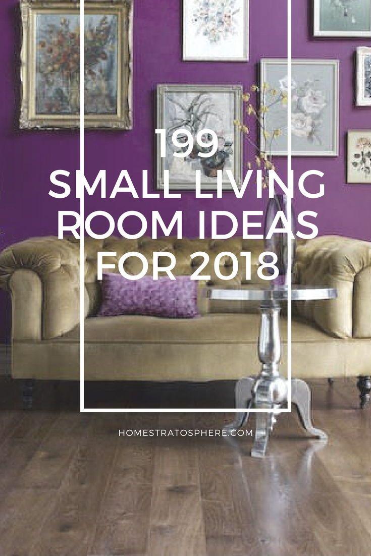 44 Amazing Small Living Room Ideas Photos Purple Living