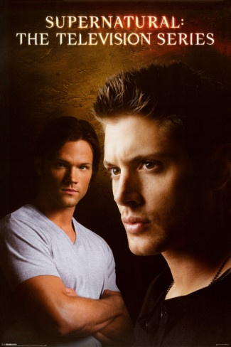 Supernatural - Dean and Sam