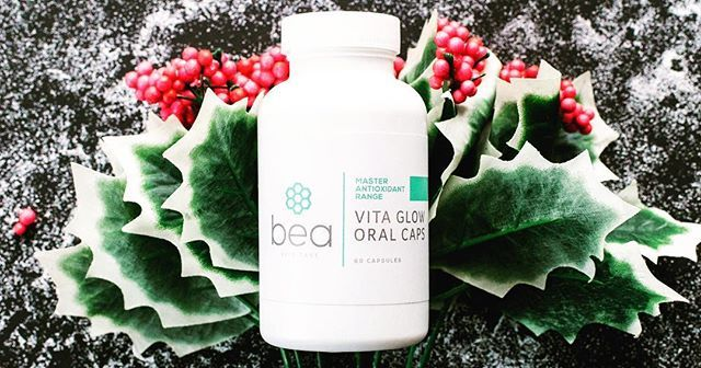 Don't miss out on day five of our 12 Days of Christmas savings! Get 20% off our Vita Glow Oral Caps. Packed with collagen, a blend of vitamins and antioxidants, watch your complexion become brighter and resilient from the outside in after taking these twice daily