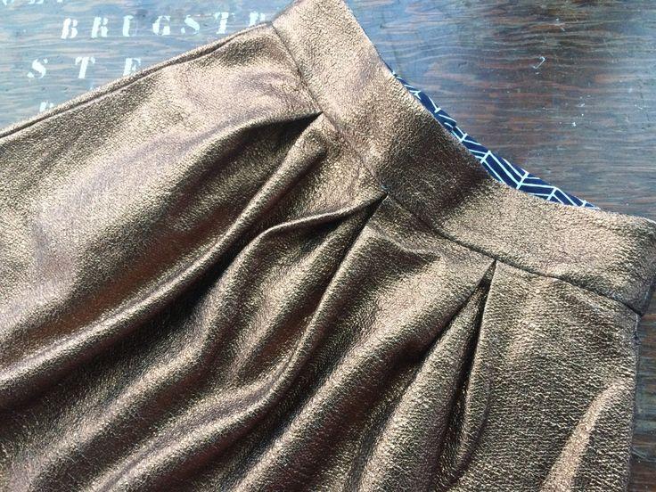 Selfish sewing: de Rachel-rok met extra bling, omdat elke dag 'n feest mag zijn!