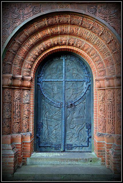 Watts Memorial Chapel - Compton, Surrey, England