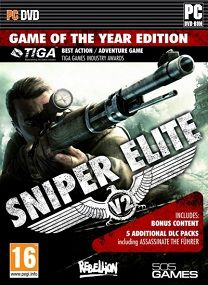 In the dark days of the end of World War Two amidst the ruins of Berlin, one bullet can change history… Sniper Elite V2 is the eagerly-awaited sequel to the highly-acclaimed Sniper Elite, giving gamers the most authentic World War II sniping experience available.