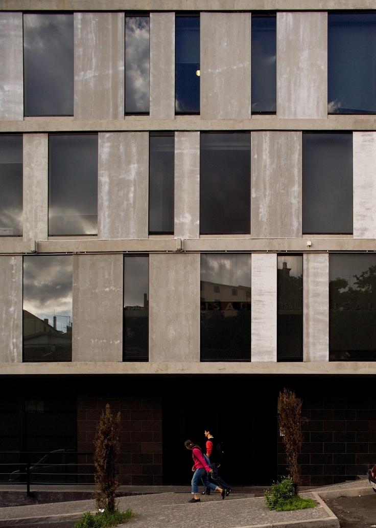 Edifício do Comboio: Interior, Arq Work, Buildings, Architecture